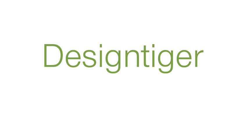 Logo: Designtiger Webdesign