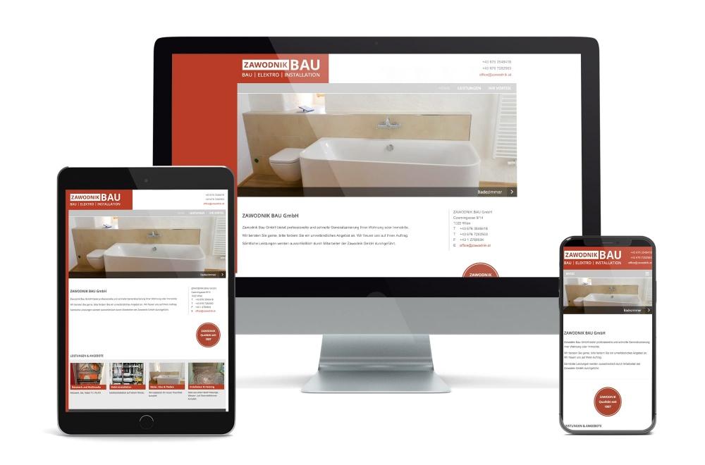Handwerker: Homepage erstellen lassen Wien  4