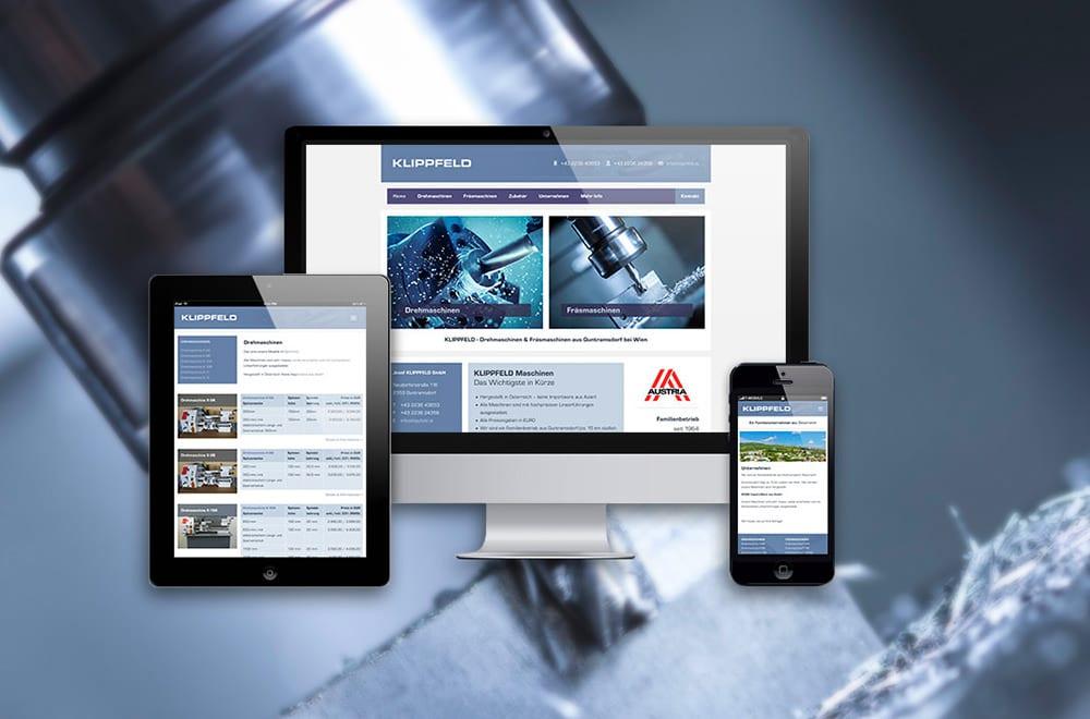 Designtiger Webdesign Wien: Website Gestaltung von Webdesigner Wien 6
