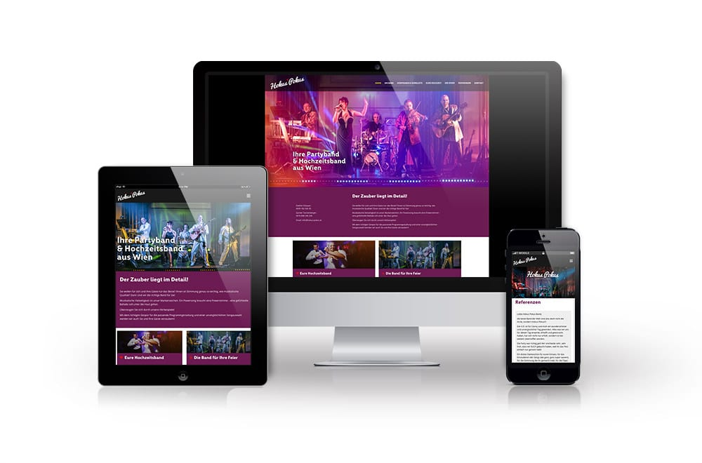 Webdesign Wien: Website erstellen lassen 11