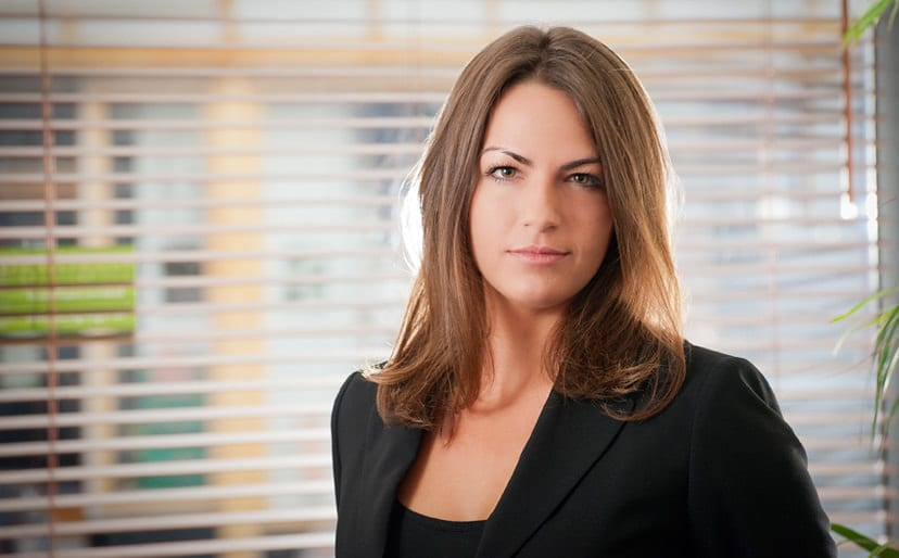 Portrait: Ulrike Maurer