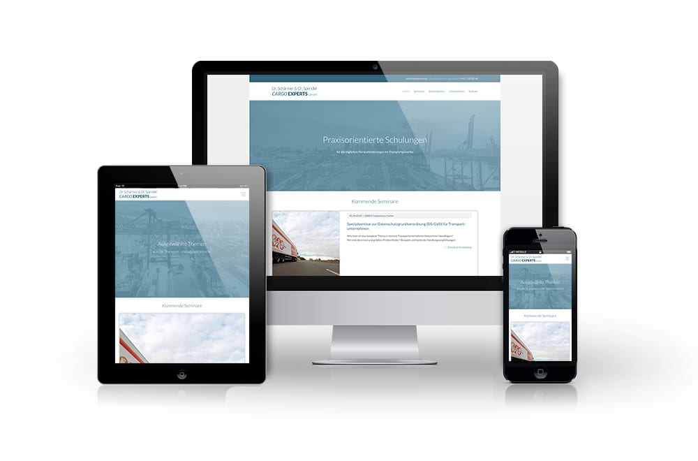 Rechtsanwalt & Anwaltskanzlei: Homepage & Webdesign Wien 4