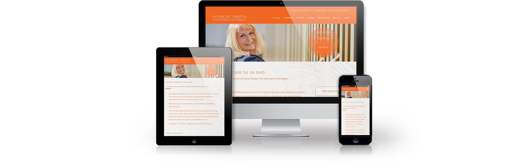 Neue Website designen lassen