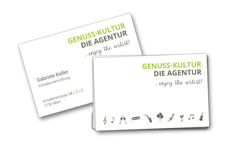 Beispiel: Logodesign, Corporate Design, Mobiles Webdesign, WordPress