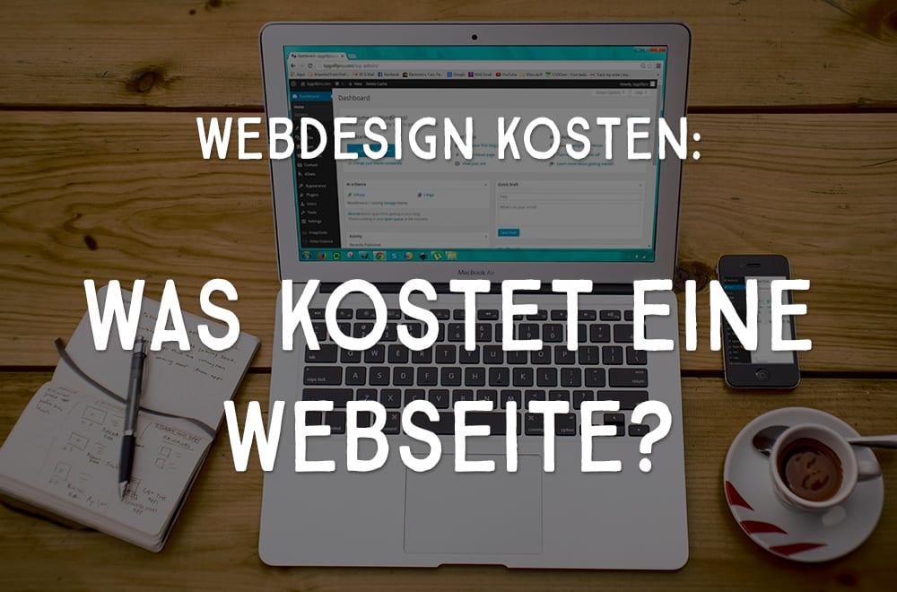 Was kostet eine Website?  – Vom Erstgespräch bis zur Fertigstellung
