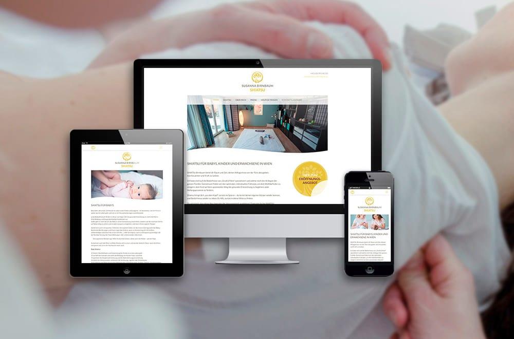 Designtiger Webdesign Wien: Website Gestaltung von Webdesigner Wien 2