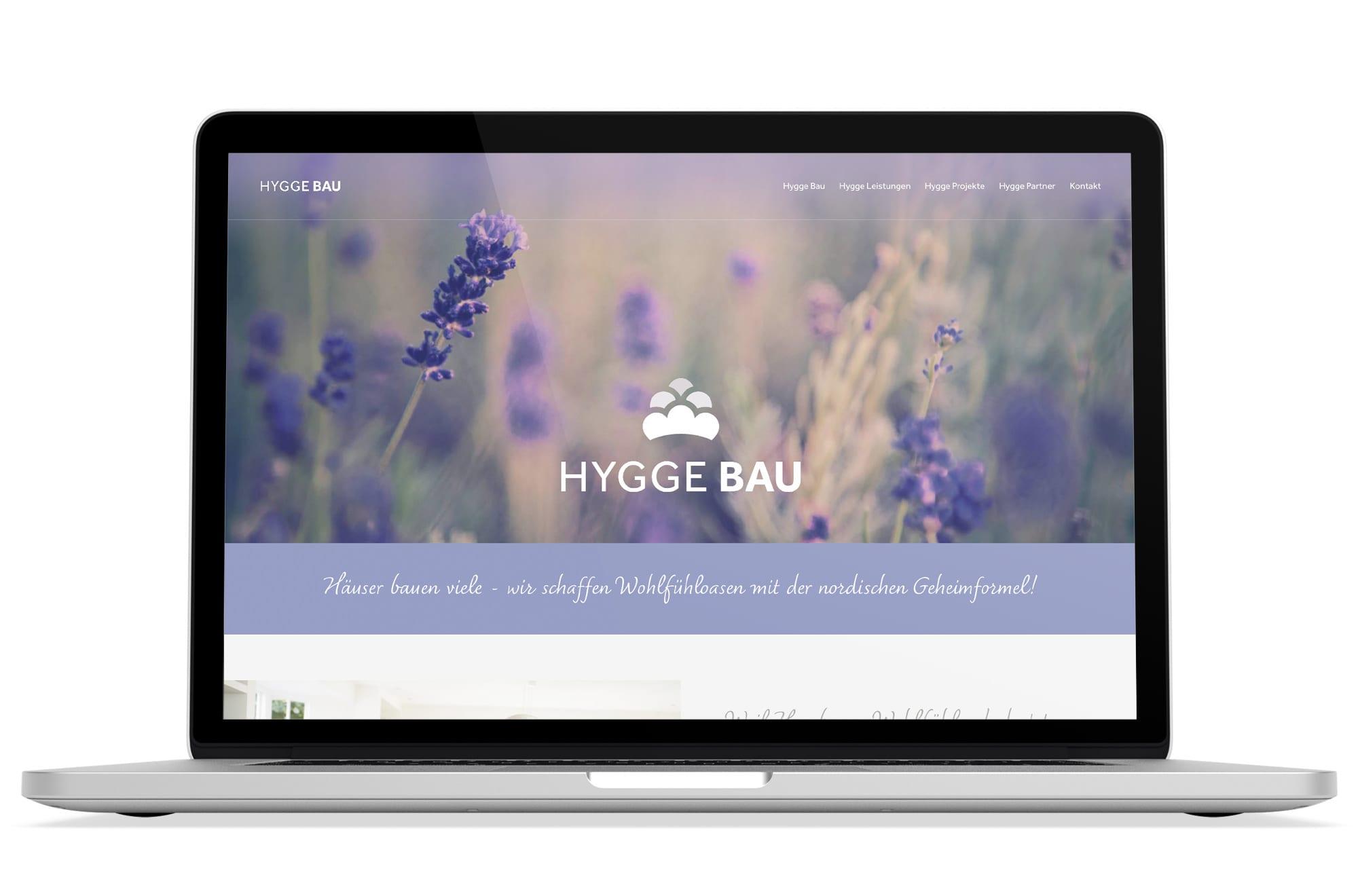 Webdesign Beispiel: Corporate Design, Responsive Webdesign, WordPress für Bauträger in Wien