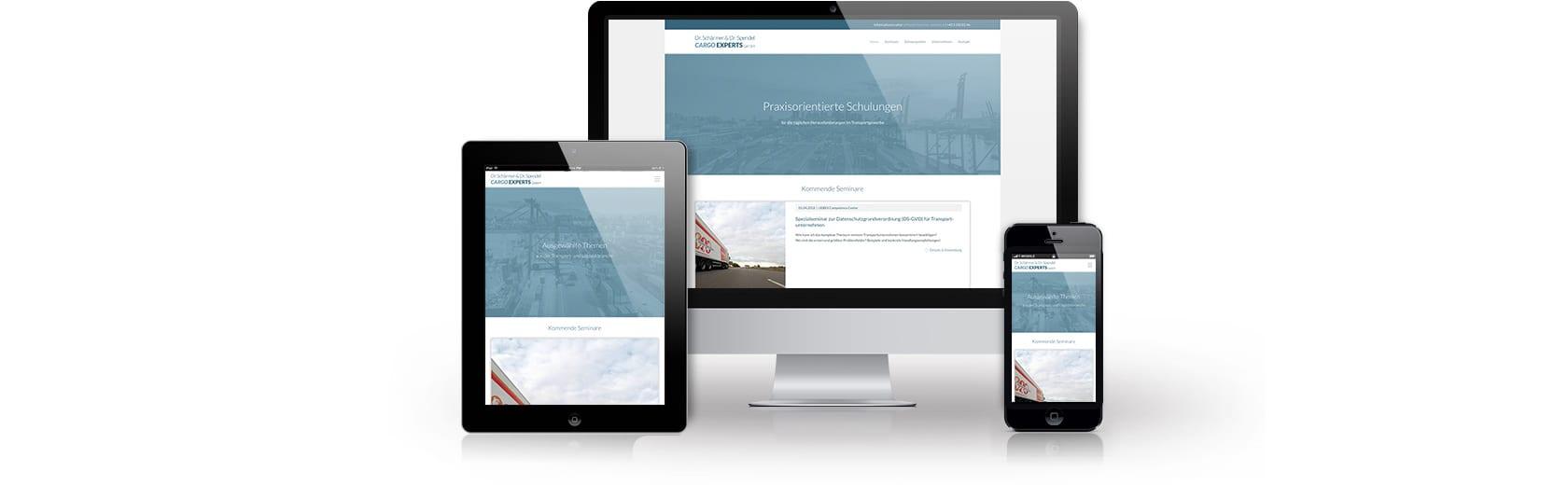 Anwalt Website erstellen lassen