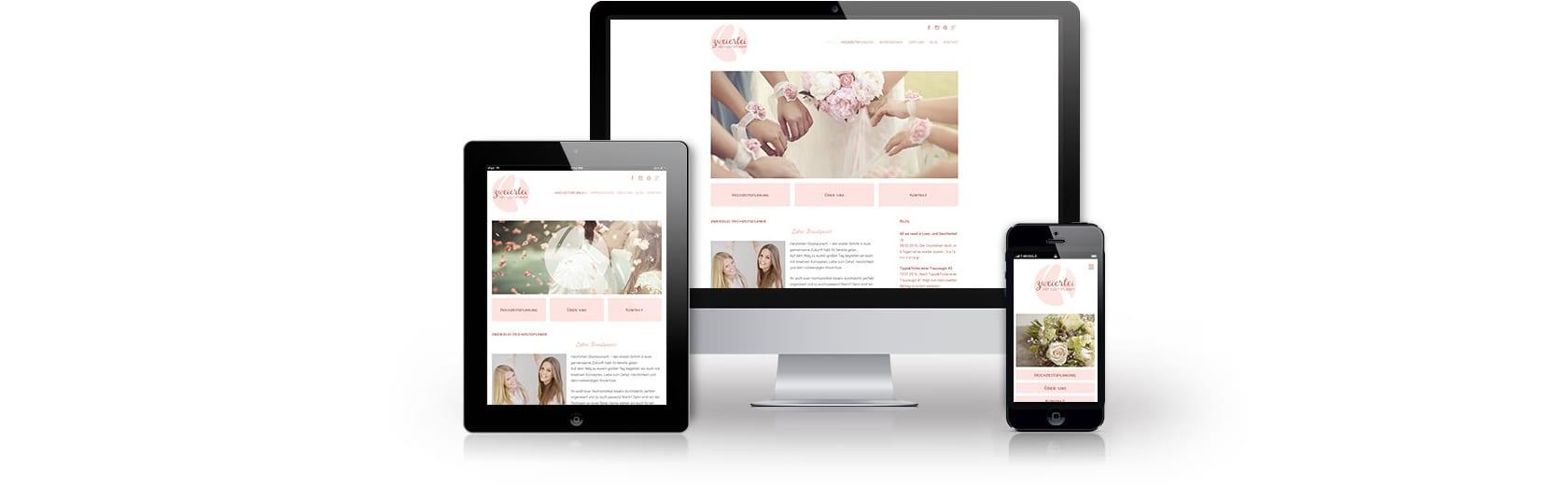 Neue Website erstellen lassen
