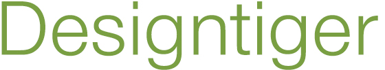 Logo: Designtiger Webdesign Wien